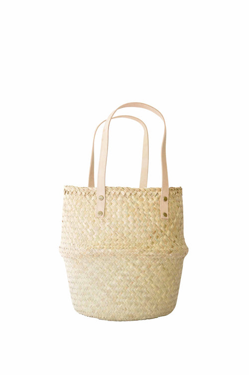 Basket Beach Bag