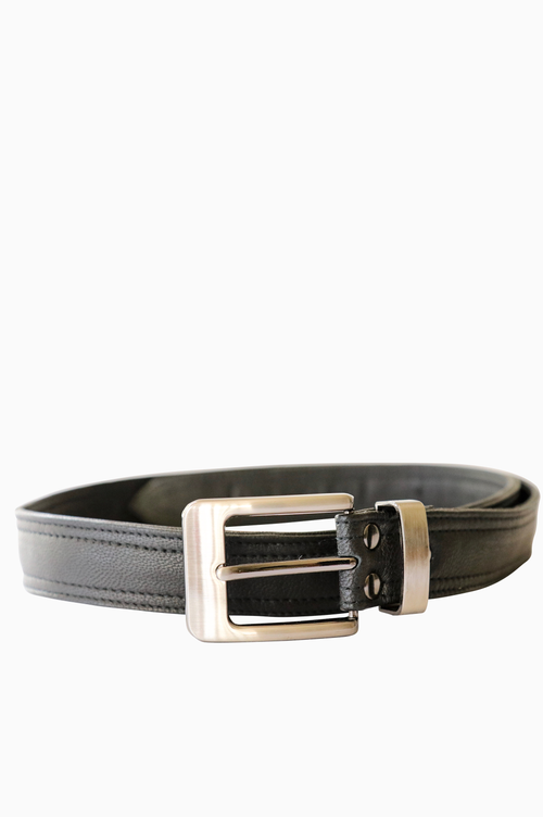 Live Like Lil Leather Belts - Black