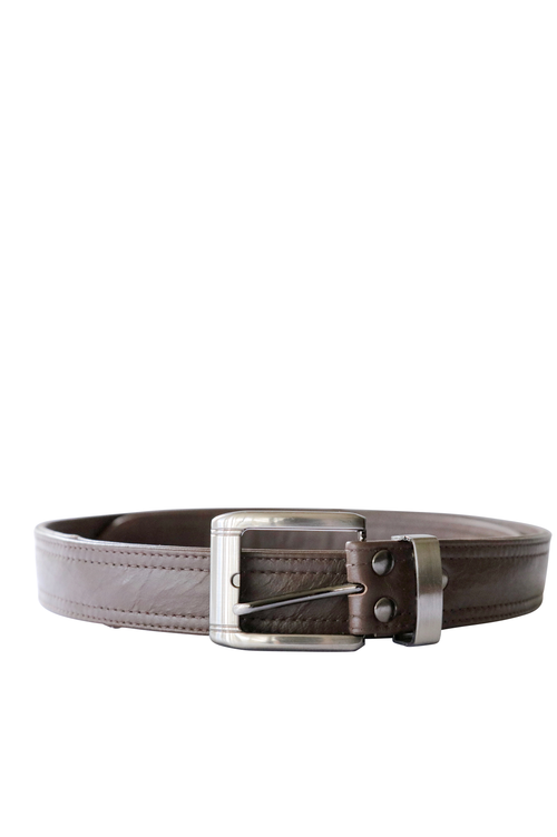 Live Like Lil Leather Belts - Dark Brown
