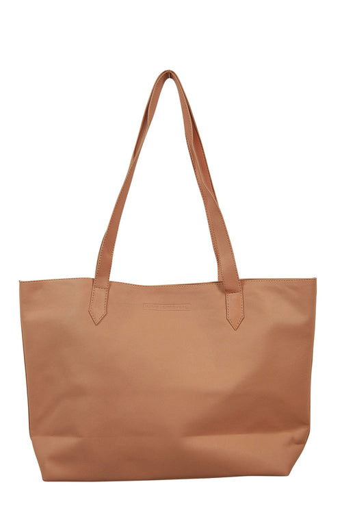 Florence Light Pink Leather Front