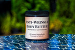 Anti-wrinkle body butter with Frankincense and Elderflower 2oz.
