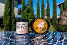 Cellulite treatment set - Firming Body Butter and Firming Coffee Scrub