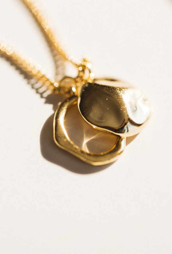 ALY GOLD NECKLACE