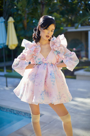 The Dreamhouse Sugarfrill Dress