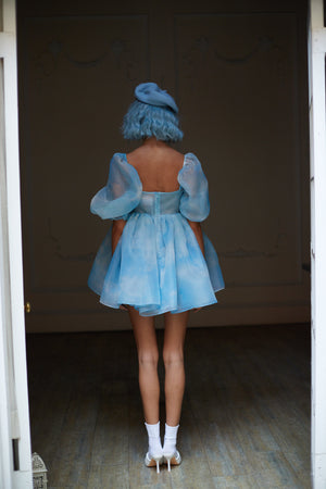Head in the Clouds Puff Dress Pre Order Ships May 5th