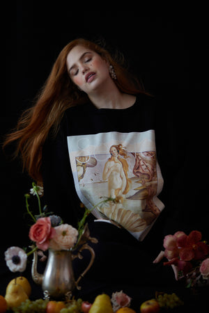 The Black Venus Sweater
