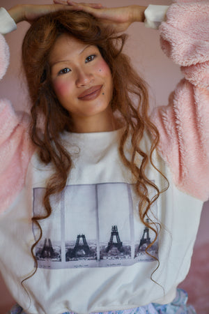 The Eiffel Tower Muppet Sweater