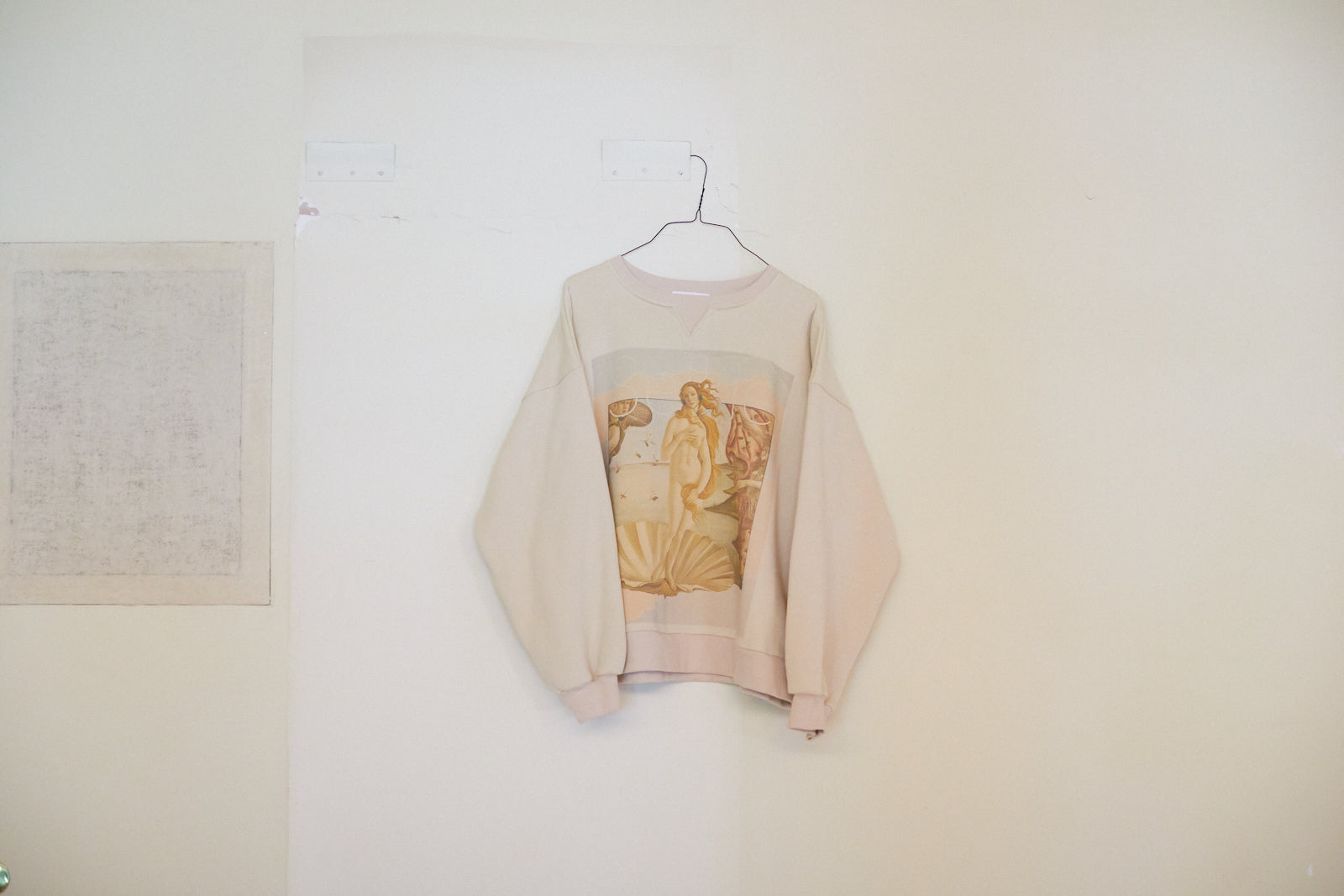 The Venus Sweater in Oatmeal