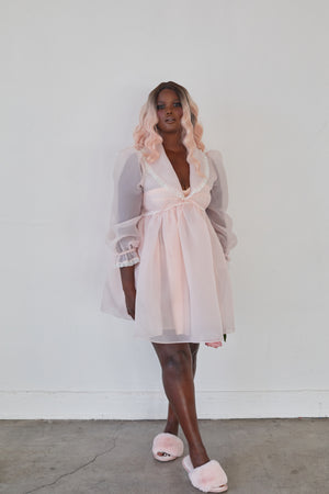 The Babydoll NightGown dress - Pre order Ships May 4th