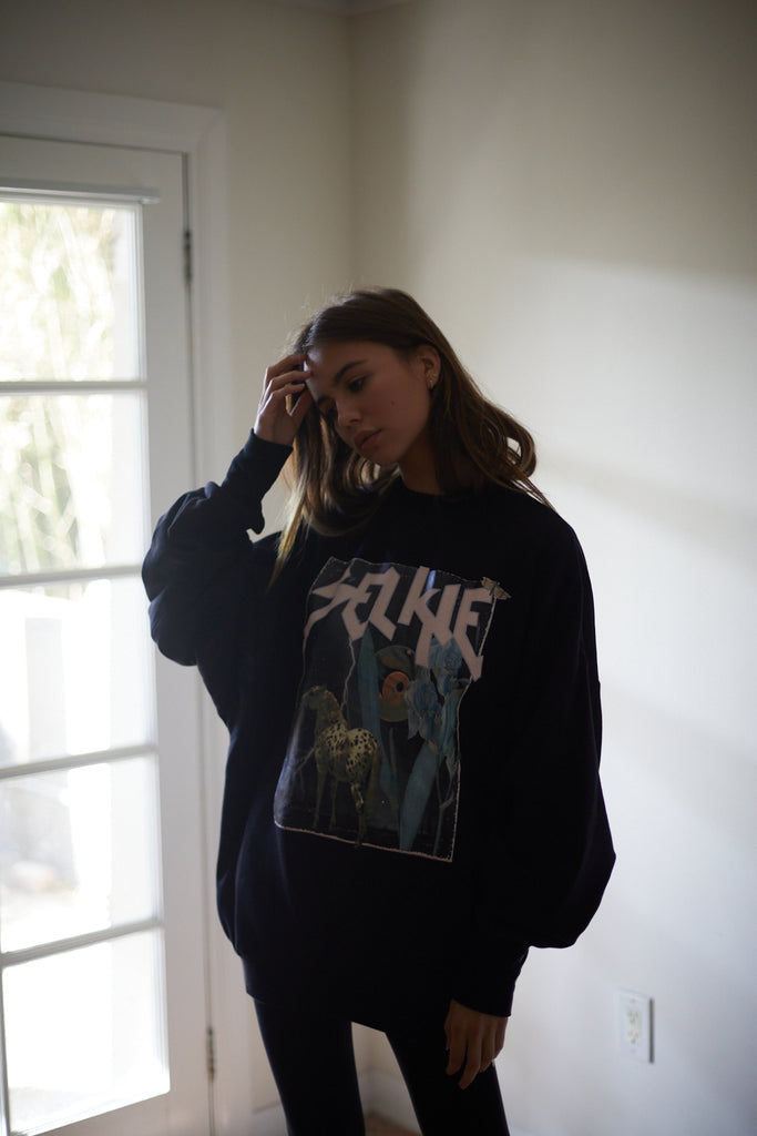 The Heavy Metal Dream Sweater