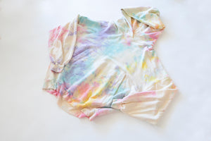 The Watercolor Pillow Hoodie