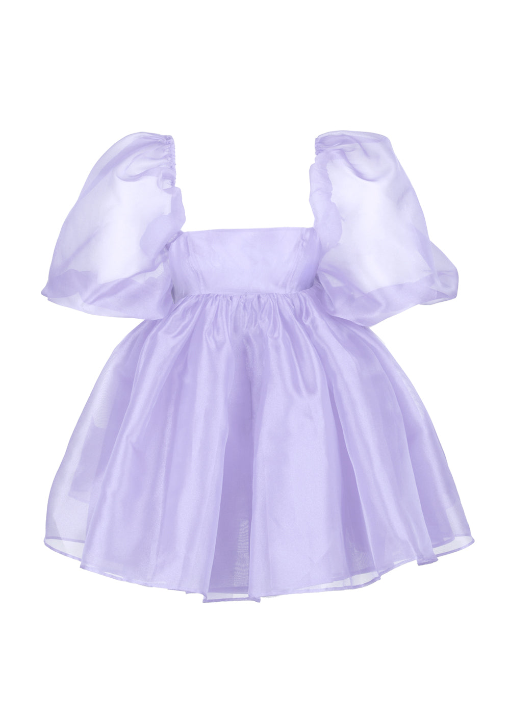 The Lilac Puff Dress * Pre Order*
