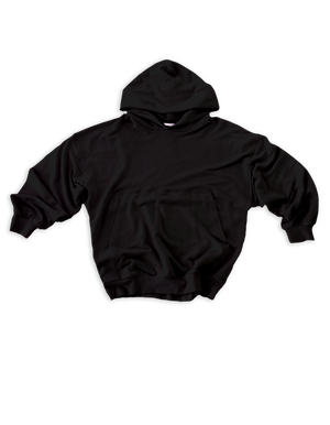 The Black Pillow Hoodie