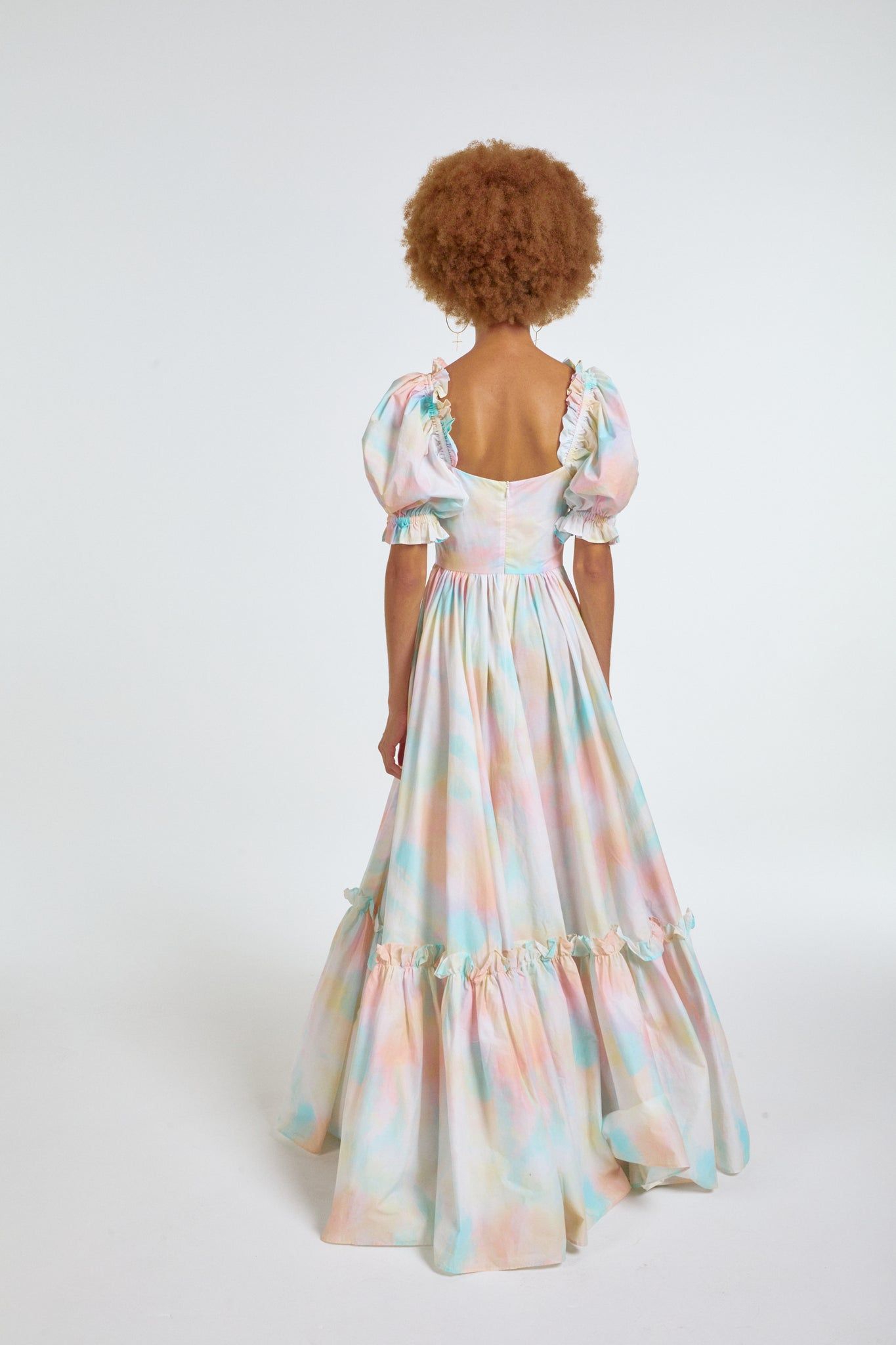 The Chalk Ritz Gown