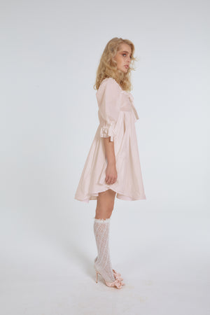 The Lickidy Split Shabby Chic Dress