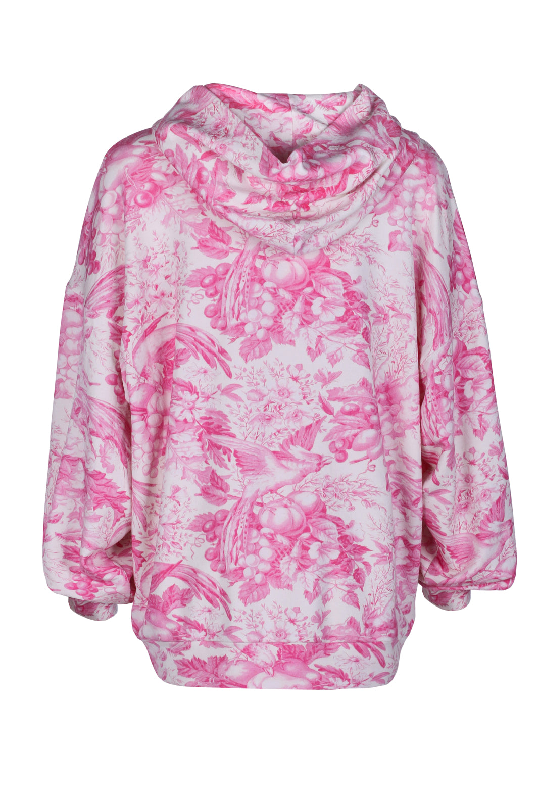 The Babydoll Toile Pillow Hoodie