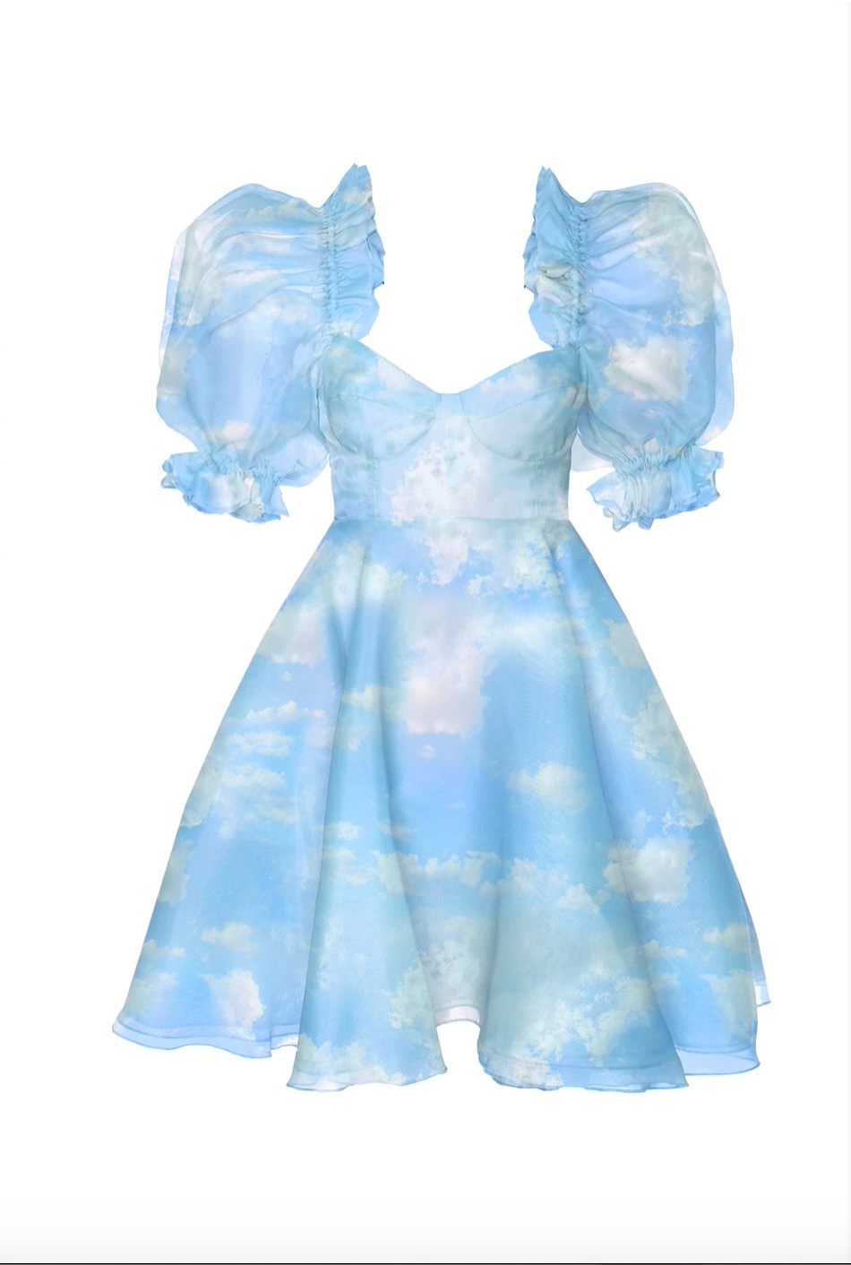 Head in the Clouds Parliament Dress Pre Order Ships May 5th