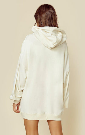 The Coconut Milk Pillow Hoodie