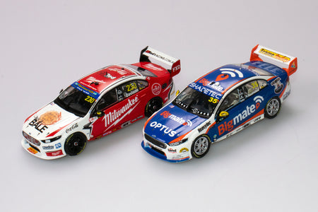 Now In Stock: 1:43 Scale 2018 23 Red Racing / Matt Stone Racing Ford FGX Falcons