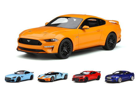 Pre-Order Alert: New Models From GT-Spirit & Ottomobile