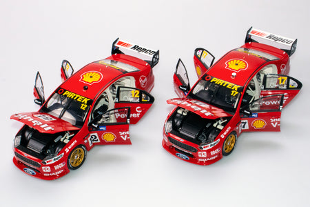 Now In Stock: 1:18 Scale Shell V-Power Racing Team 2018 Sandown 500 Retro Round Falcons