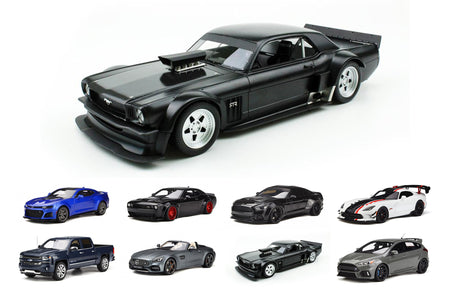Now In Stock: Mustangs, Camaros, Challengers, AMGs, Rally, Road + More!