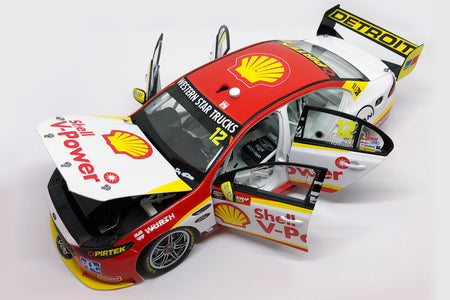 Pre Order Alert: 2016 DJR Team Penske / White Plain Body Ford FGX Falcon Models