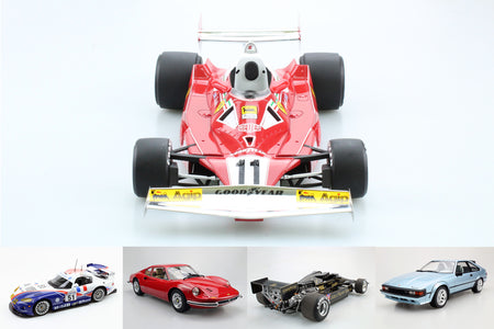 Pre Order Alert: New Models From GP Replicas Models + Top Marques Collectibles + LS Collectibles