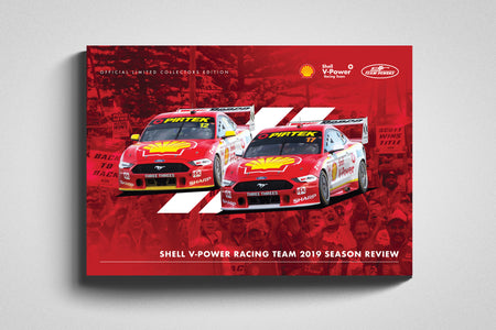 Pre-Order Alert: Shell V-Power Racing Team 2019 Season Review Collectors Book