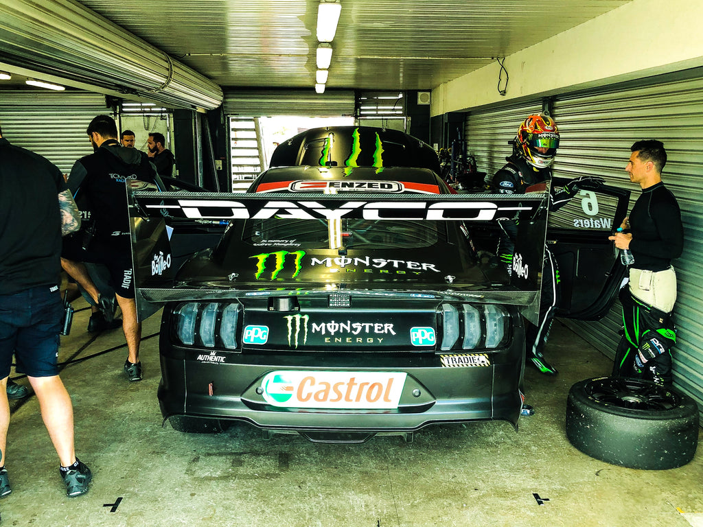 Authentic Collectables Partner with Tickford Racing