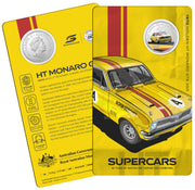 Royal Australian Mint 60 Years of Supercars Nine Coin Collectors Presentation Set