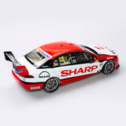 1:18 DJR Team Penske #12 Ford FGX Falcon Supercar 2016 Sydney 500