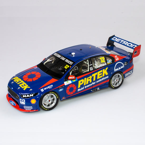 1:18 DJR Team Penske #12 Pirtek Ford FGX Falcon - 2016 WD-40 Phillip Island SuperSprint - Driver: Fabian Coulthard