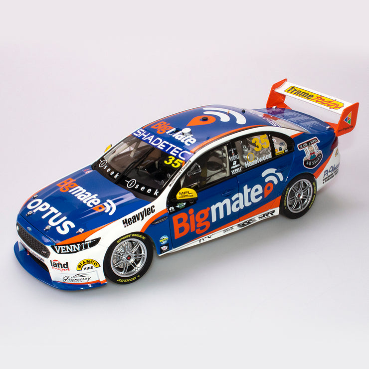 1:18 Matt Stone Racing #35 Ford FGX Falcon Supercar 2018 VASC Season