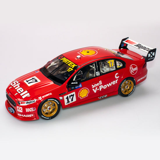 1:18 Shell V-Power Racing Team #17 Ford FGX Falcon 2018 Sandown 500 Retro Round