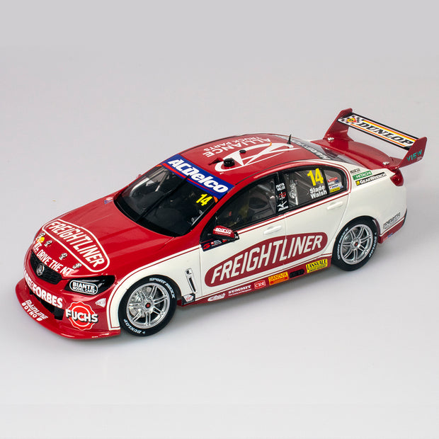 1:18 Freightliner Racing #14 Holden VF Commodore Supercar 2016 Sandown 500 Retro Livery