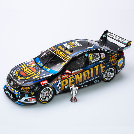 1:18 Erebus Penrite Racing #9 Holden VF Commodore 2017 Bathurst 1000 Winner