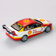 1:43 Shell V-Power Racing Team #17 Ford FGX Falcon 2017 Test Livery