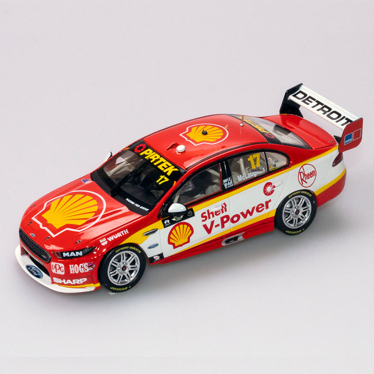1:43 Shell V-Power Racing Team #17 Ford FGX Falcon Supercar 2018 VASC Season