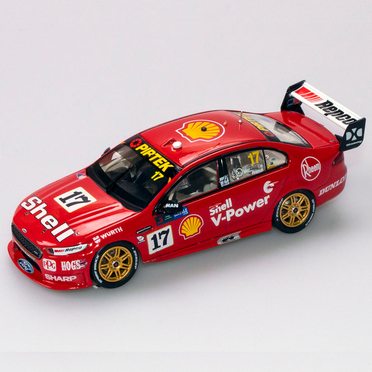1:43 Shell V-Power Racing Team #17 Ford FGX Falcon 2018 Sandown 500 Retro Round