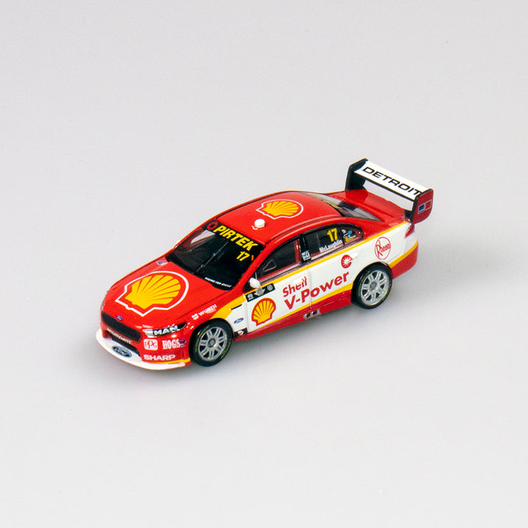 1:64 Shell V-Power Racing Team #17 Ford FGX Falcon Supercar 2018 VASC Season