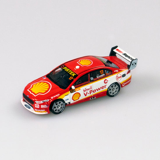 1:64 Shell V-Power Racing Team #17 Ford FGX Falcon Supercar 2018 Championship Winner