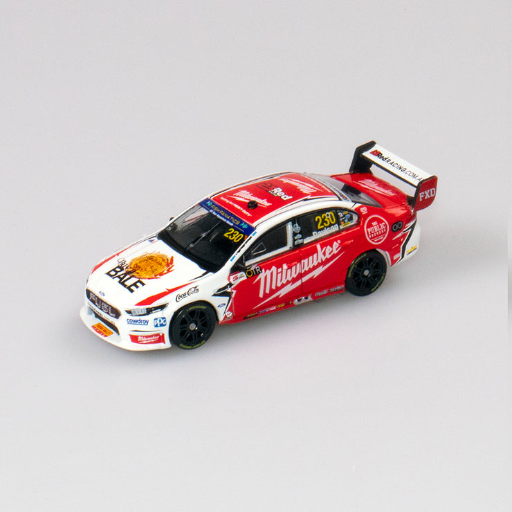1:64 23 Red Racing #230 Ford FGX Falcon Supercar 2018 VASC Season