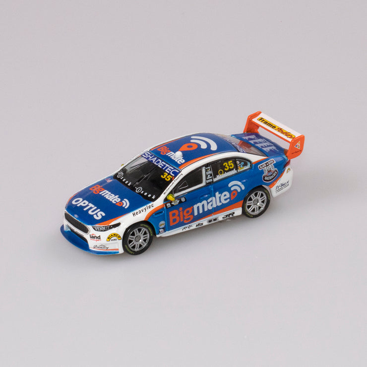 1:64 Matt Stone Racing #35 Ford FGX Falcon Supercar 2018 VASC Season