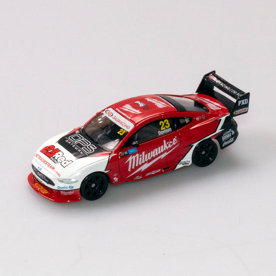 1:64 Milwaukee Racing #23 Ford Mustang GT Supercar