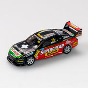1:64 Supercheap Auto Racing #55 Ford Mustang GT Supercar - 2019 Championship Season