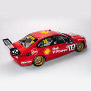 1:12 Shell V-Power Racing Team #12 Ford FGX Falcon 2018 Sandown 500 Retro Round