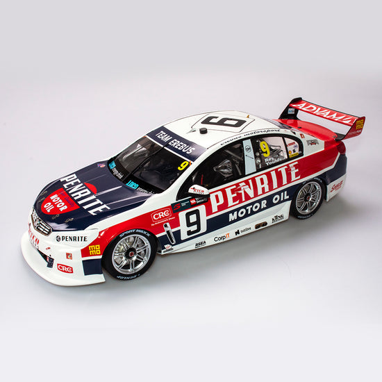 1:12 Erebus Penrite Racing #9 Holden VF Commodore 2017 Sandown 500