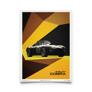 Shelby Cobra Mk II in Black Print