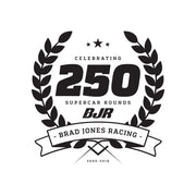 Brad Jones Racing 250 Rounds Of Supercars Print